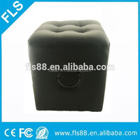 New Fashion Ottoman With Speaker /ottoman bench/Foot Stool