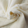 100%organic cotton muslin use for swaddle blanket diaper