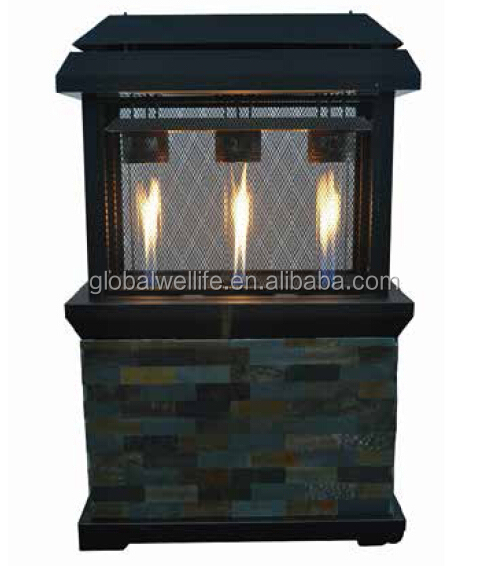 Glass Tube Outdoor Fire Pits Buy Gas Furnace Product On Alibaba Com
