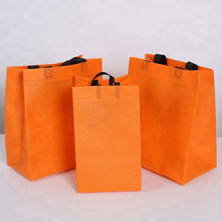 <strong>Eco</strong> Friendly Take Away Non Woven Bag For Food
