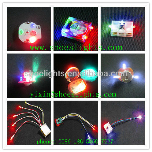 custom cheap led strip light for kids shoes