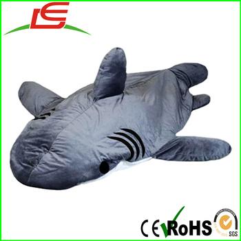 Neue Heiße Verkauf Kumpel Buddy Shark Plüsch Schlafsäcke