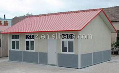 cheap high quality modern prefabricated house for sale