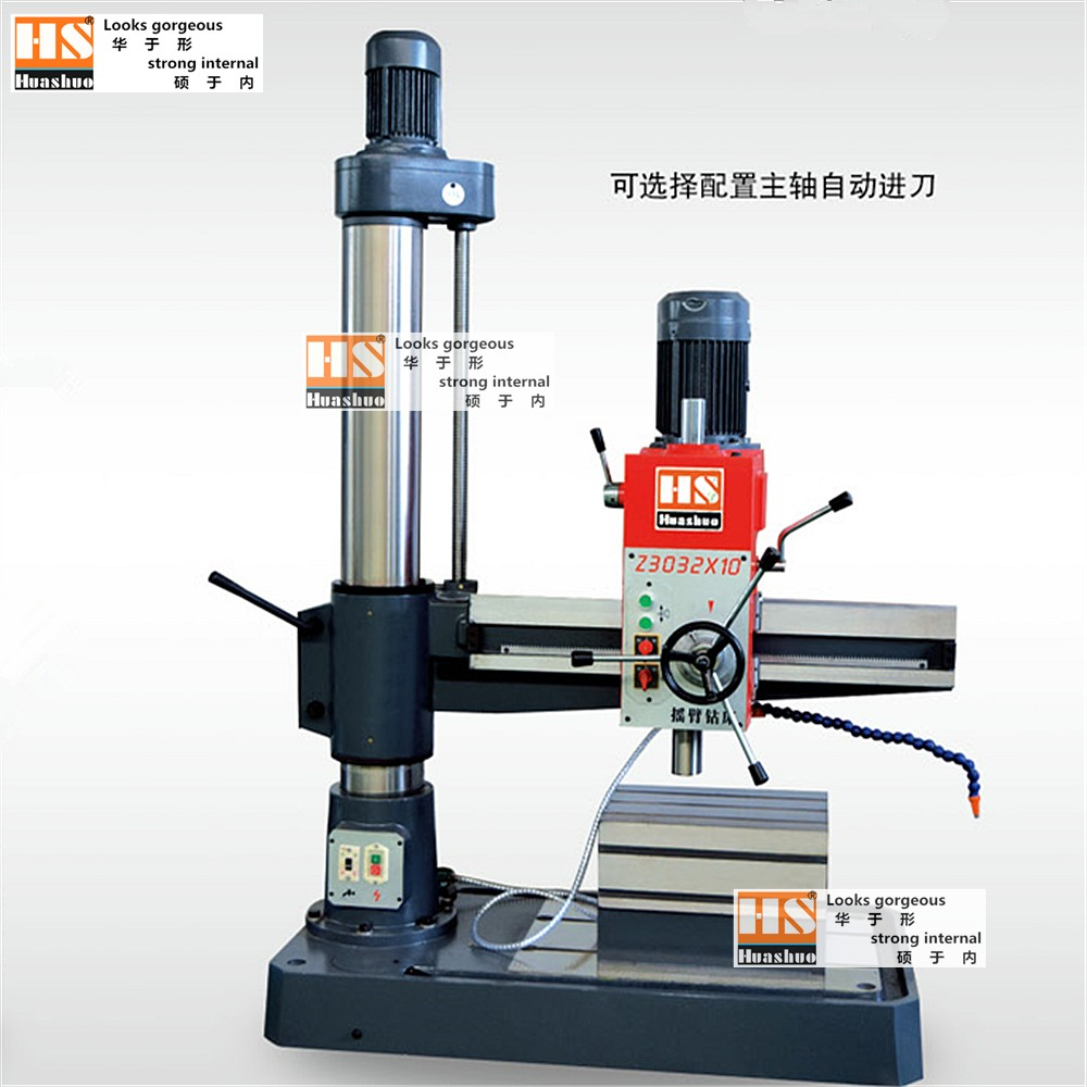 Z3032*10 small drilling <strong>hole</strong> processing drilling machine mechanical vertical radial drilling machine