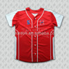 plain baseball jersey shirts