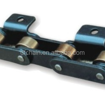 C2080 Double Pitch Conveyor Chain With K1 Attachment - Buy Conveyor Chain  With Attachments,Conveyor Chain With K2 Attachments,Agriculture Conveyor