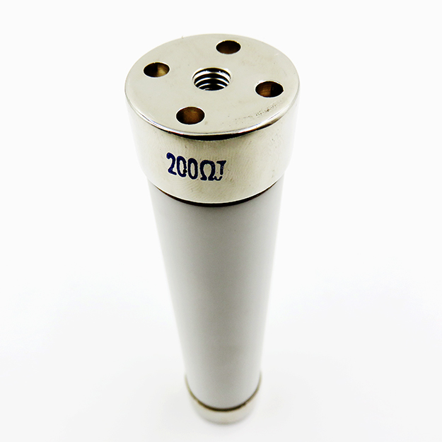 100W 150W 1 Ohm 5K Ohm  HF  HV Large Power Metal Oxide Thin Film Ceramic Tube Resistor