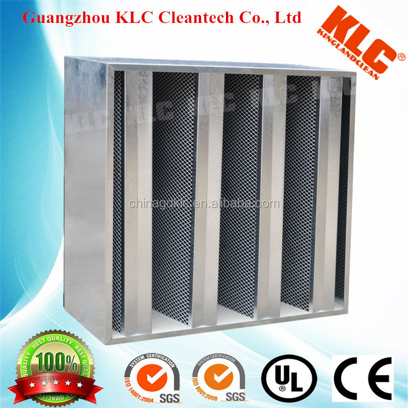 All kinds of Granule Activated Carbon Filters for Odor Removal