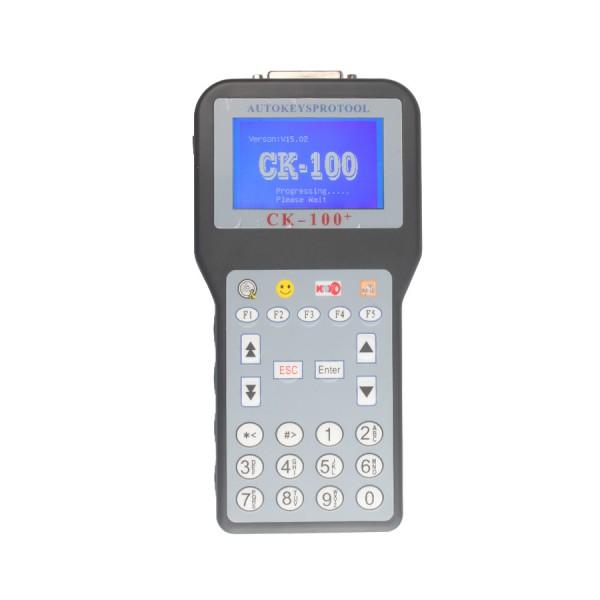 Ck-100 Auto Data Key Programming V99.99 Newest Generation Sbb Ck ...
