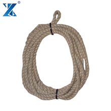 Hot sale 100% natural sisal hemp rope manila marine rope
