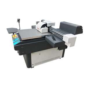 AUDLEY 6090 Small size ceramic /wall paper/Decal UV printer with Bulk ink