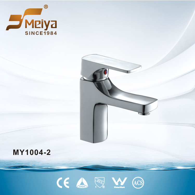 China Factory Contemporary Design Single Handle Faucet My1004-2 ...