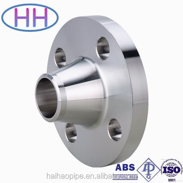 forged stainless steel din 2543 flange