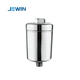 Jewin 12 stages alkaline remove chlorine free shipping shower filter