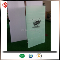 Outdoor Tree pp hollow sheet for protecting tree corrugated guard