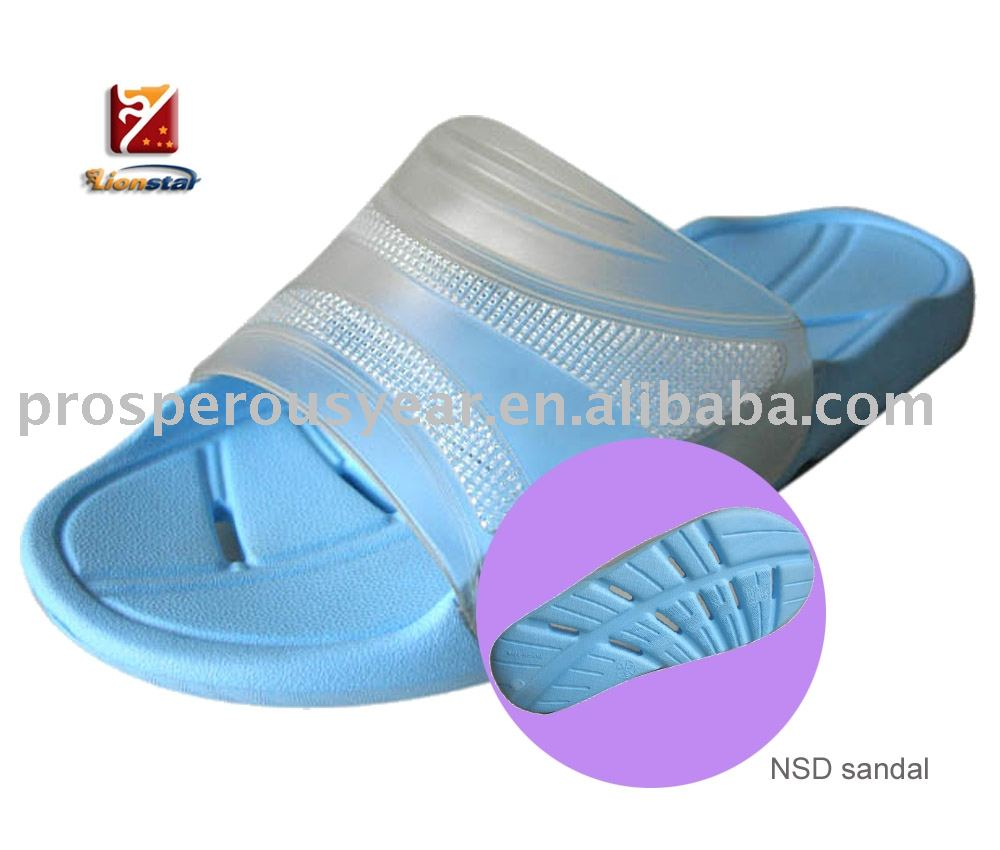 2012 plastic slippers men