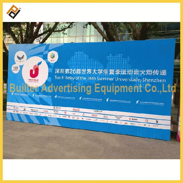 Cheap animal printing mesh banner