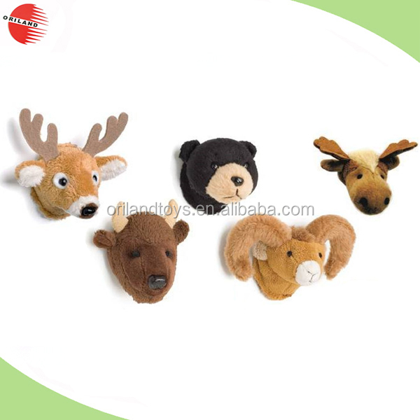 2016 ICTI audits OEM/ODM manufacturer customized plush animal head