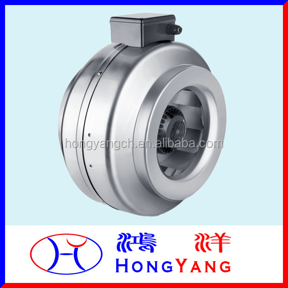 HY-CDF In-line Tube Fan for Duct System