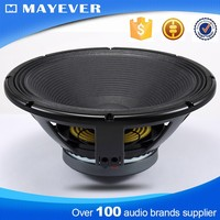LF18X400 100mm/4inch coil 800w rms professional audio pa 18 subwoofer speaker high end unit best price Guangzhou