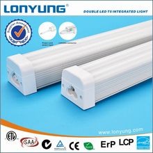 UL rating 8ft 60w t5 integrated double tube for innovation indoor lighting fixtures shop office warehouse lighting