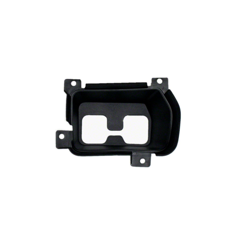 Crash Parts Plus Crash Parts Plus Black Front Bumper Tow Hook for 2014-2015 GMC Sierra 1500