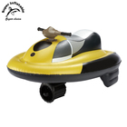 Pool Float Inflatable Motorized Jet Ski Pool Toys For Pool