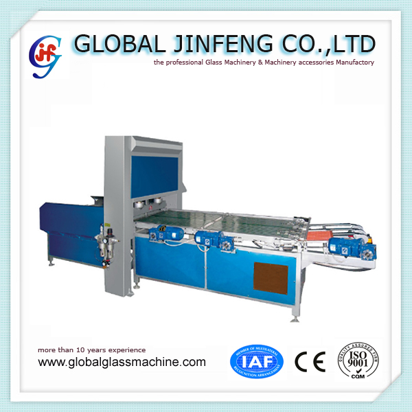 JF-600 Glass mosaic severing on board automatic breaking machine