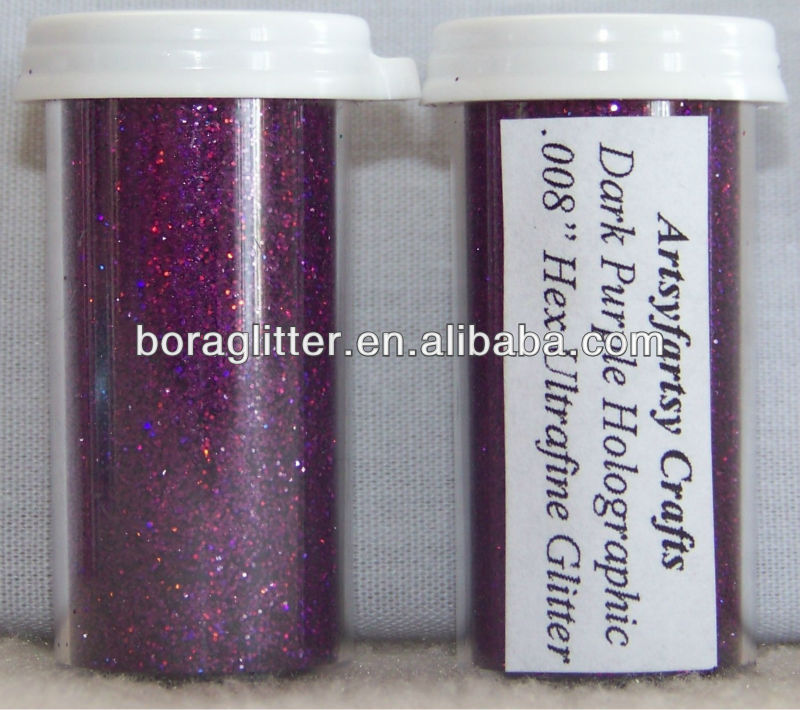 Dazzing and bright glitter powder for butterfly