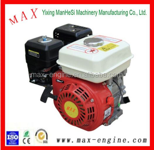 6.5 hp 4-stroke OHV Honda Design gasoline engine GX200 with best parts