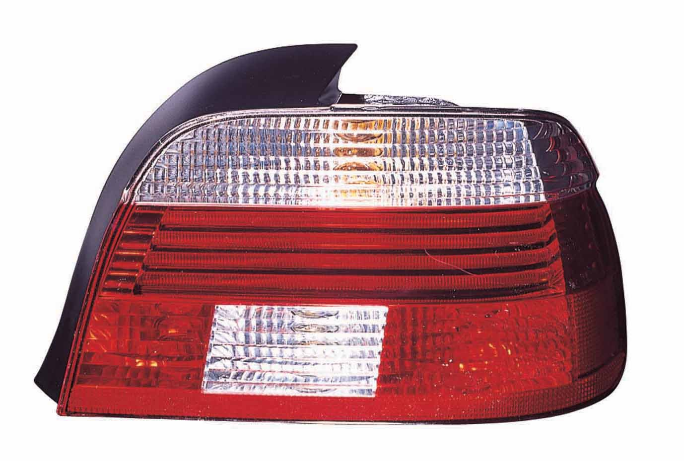 Depo 312-1954L-AS Toyota Prius Left Hand Side Tail Lamp Assembly