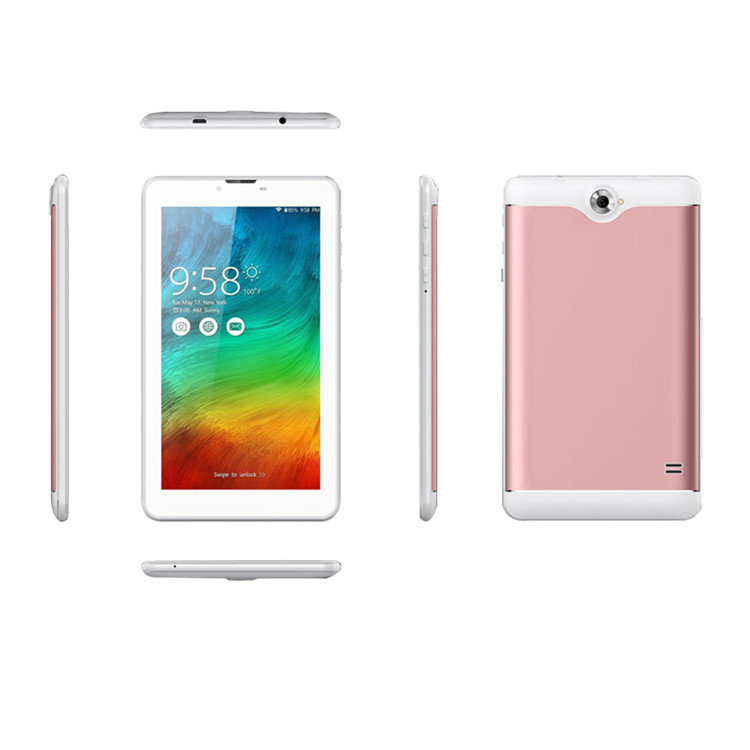 7 inch android Smartphone MTK6582 Quad Core tablet pc cheap tablet pc фото