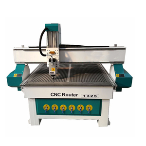 hot sale 1325 4 axis 3d wood cnc router machine for aluminum composite board