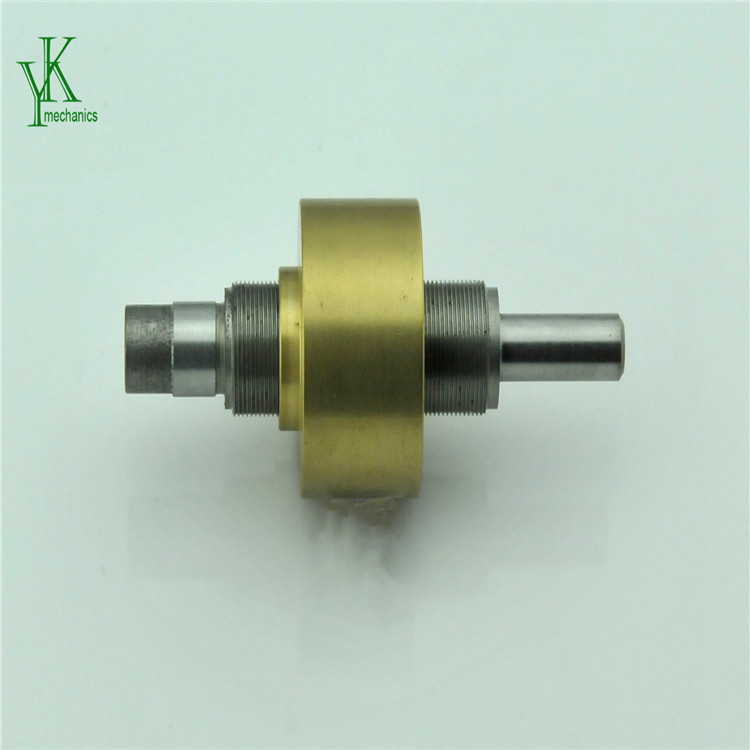Precision turning parts for farm machine,made by brass cnc machining service
