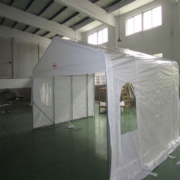 Big Top Portable Garage Replacement Covers - Buy Portable ...