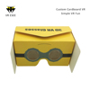 2018 Google Cardboard VR Custom Design Virtual Reality 3D VR Glasses
