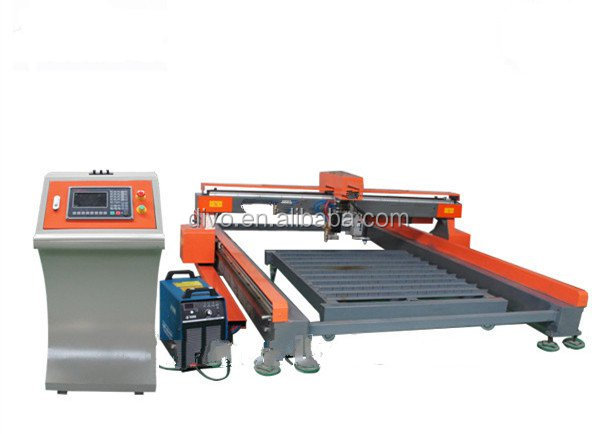 Steel gantry cnc cutting machine/cnc plasma cutting systems
