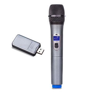 karaoke microphone for ps3 Condenser wifi wireless mini collar usb microphone price for teachers