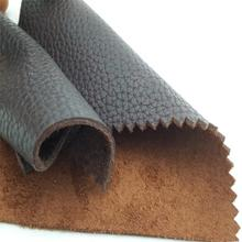 Genuine cow crust leather for shoes and bag