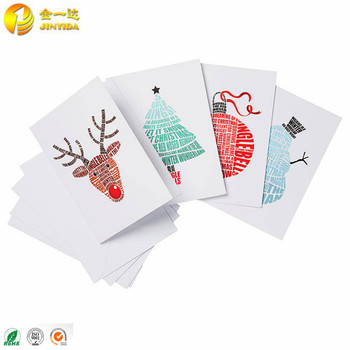 Best selling folding embossed greeting cards with foil buy paper best selling folding embossed greeting cards with foil m4hsunfo