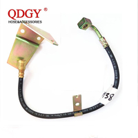 OEM number DOT approved SAE J1401 standard Japanese automobile rear hydraulic 1/8 braided replacement hydraulic brake hose price