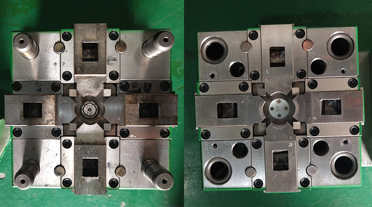 Small plastic knob injection mold auto parts injection mold