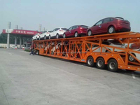 factory sell directly double floors auto hauler 5 to 10 cars
