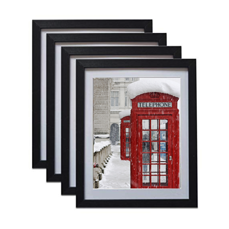 Modern Home Decoration Solid Wood Custom Picture Frames Online