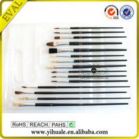 TOP QUALITY oil paint and acrylic paint brush set