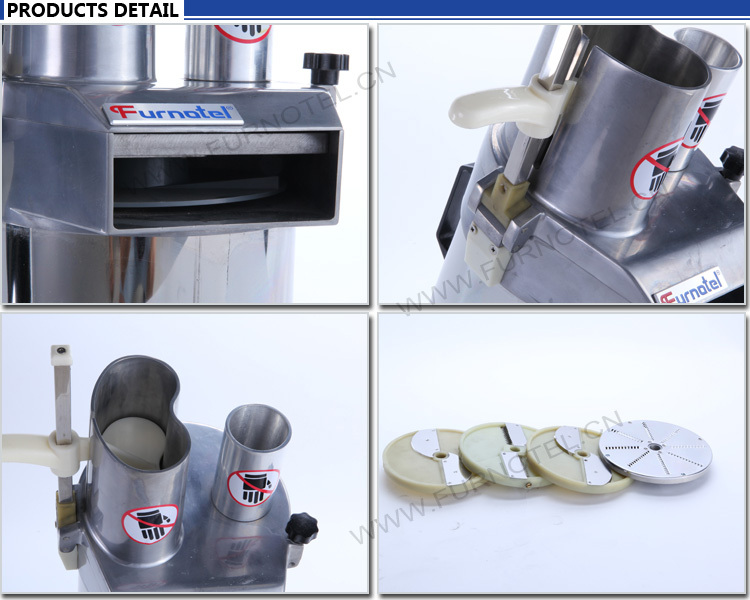 Multipurpose Electric Vegetable Cutter for Professionals Stainless Steel /Aluminium Alloy