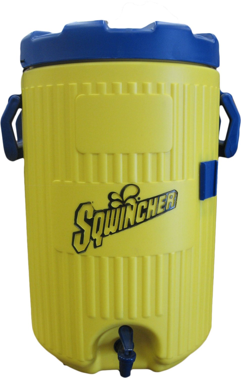 Sqwincher Beverage Cooler - 5 1/2-Gal. Capacity, Model# 400105-NTE