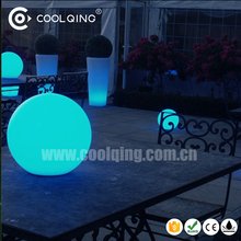 High Quality Swimming Pool Floating Light night club/garden decoration color change led ball/ multi color changing night light