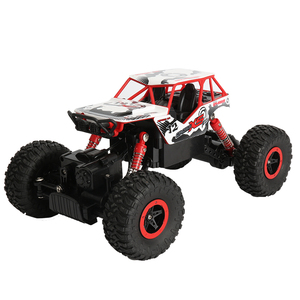 Qualified Toy Car Cool Design 2.4G 4WD Remote Control Car Off Road Vehicle