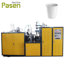 Ijs cup wegwerp <span class=keywords><strong>papier</strong></span>/PE gecoat <span class=keywords><strong>papier</strong></span> beker making machine prijzen in India